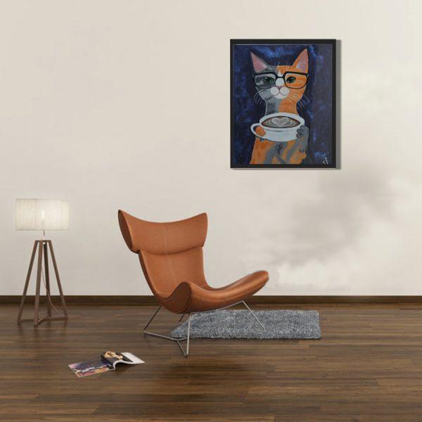 cat-folk-art